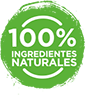 100% Ingredientes Naturales
